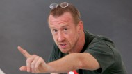 William Forsythe bei Proben im Jahr 2006