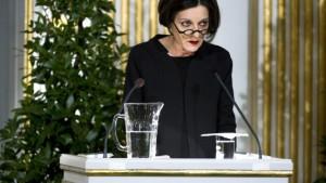 Das Taschentuch der Herta Müller