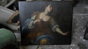 Artemisia Gentileschi im Beiruter Schutt gefunden