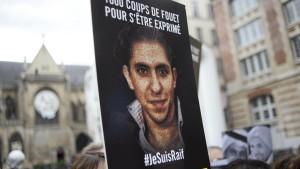 Begnadigung Raif Badawis steht angeblich bevor