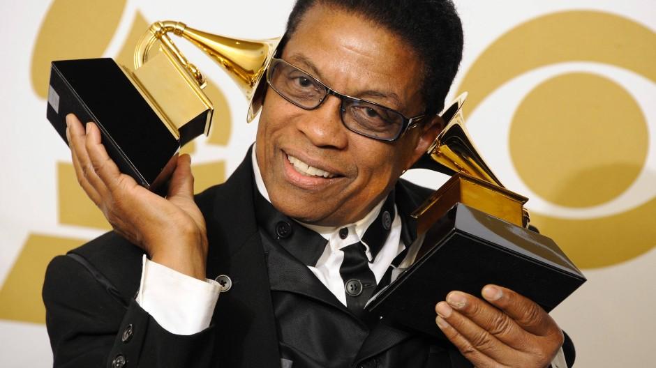Da ist Musik drin: Herbie Hancock mit zwei Grammys, 2011