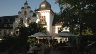 Pilgerstätte der Gourmets: Das Kronenschlösschen in Hattenheim