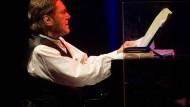 Von der experimentellen Großband zur Soloperformance: Keith Tippett beim Frankfurter Jazzfestival 2012
