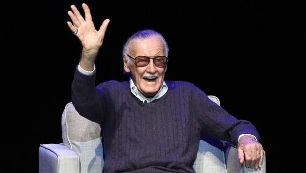 Stan Lee kämpft um Namensrecht