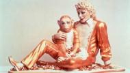 Bildnis aus besseren Tagen: Michael Jackson und Affe Bubbles von Jeff Koons