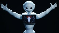 Erschwinglich? Dieser humanoide Roboter kostet circa 1.600 Dollar.