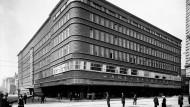 Prägt das Stadtbild von Gelsenkirchen: Das zwischen 1924 und 1927 vom Essener Architekten Alfred Fischer errichtete Hans-Sachs-Haus.