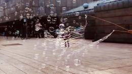 Bye Bye Bubble