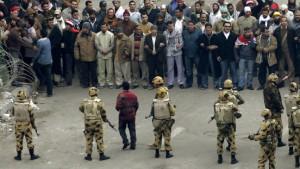 Warum Mubarak am Ende ist