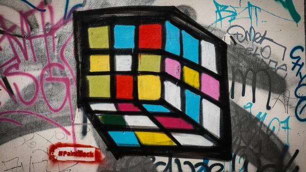 Kunst statt Hass