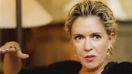 """Für den """"Freitag"""" wird sie wohl kaum ein weiteres Mal schreiben: Petra Reski."""