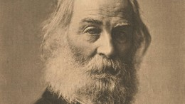 "Thomas Huber liest ""Wahltag, November 1884"" von Walt Whitman"