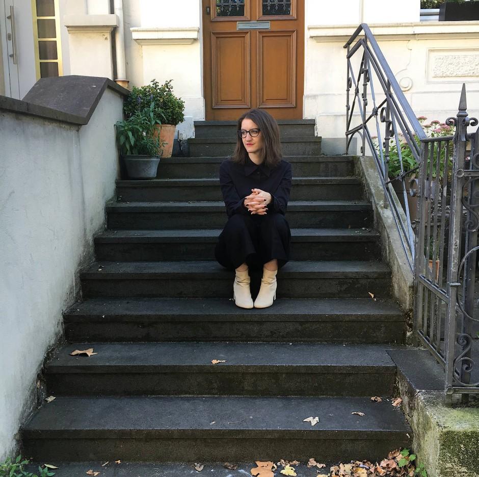 Mona Lang, Lektorin bei Kiepenheuer & Witsch