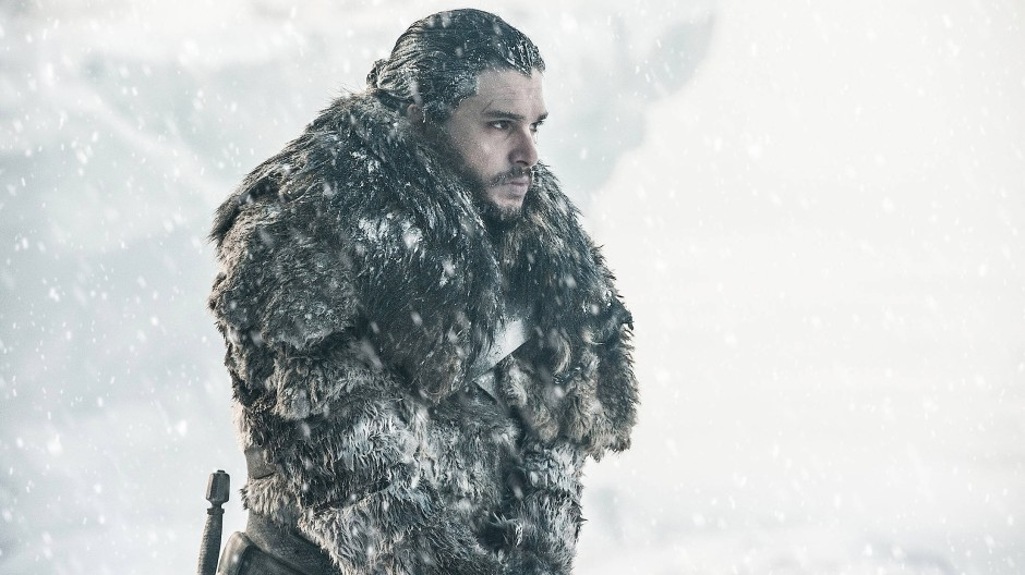 """Es geht eisig zu in der Welt von """"Game of Thrones""""."""