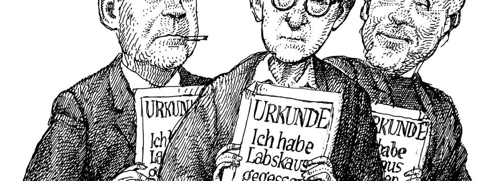 """Schlecht speisen mit Promis: Im Hamburger """"Old Commercial Room"""""""