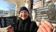 """Humor-Rabauke: Jan Egesborg, die eine Hälfte des dänischen Künstlerduos """"Surrend"""""""
