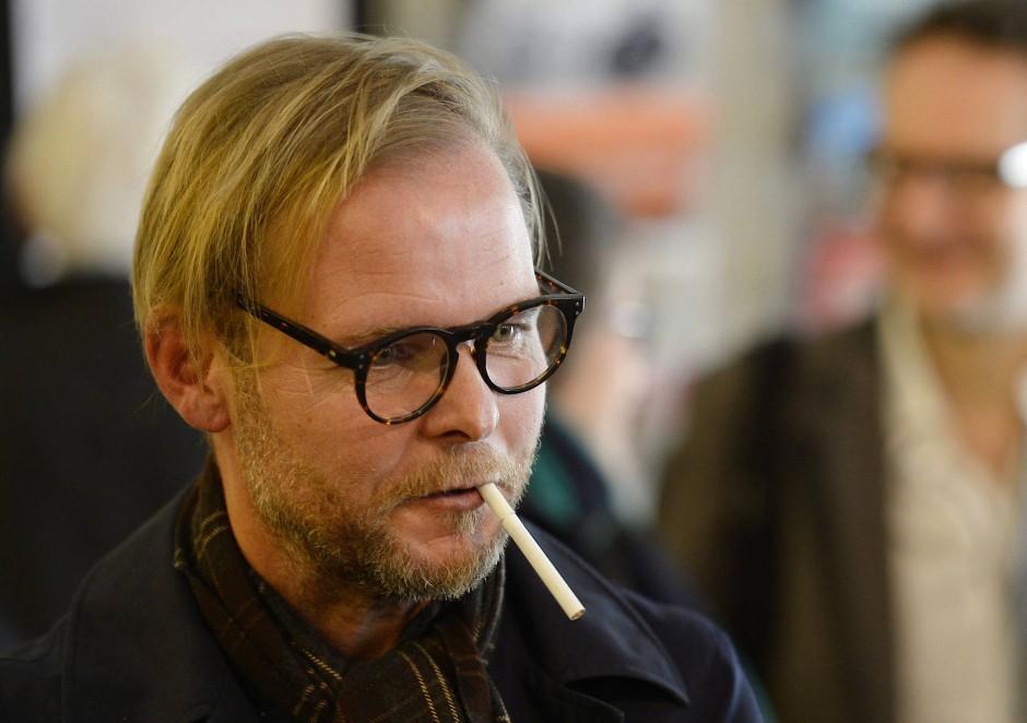 Bilderstrecke zu: Christian Kracht bei Denis Schecks ...