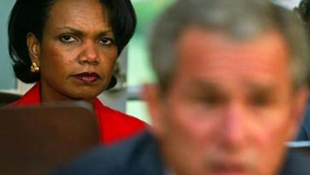 Europäer warnen Bush vor Konflikt mit Iran