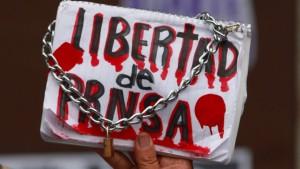 Mindestens 74 Journalisten getötet, 348 inhaftiert