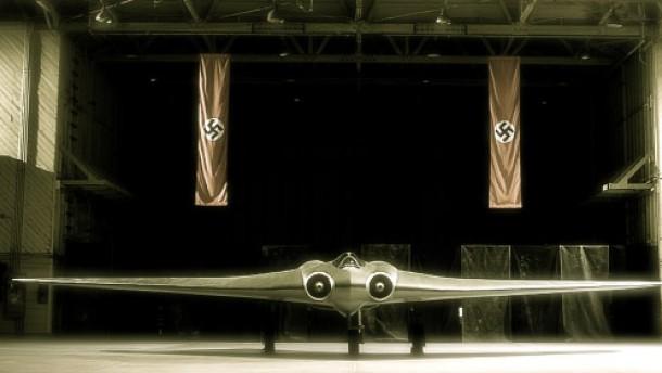 Hatte Hitler einen Tarnkappenbomber?