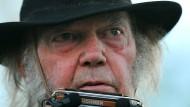 Ist der Sound wichtiger als das Geld: Neil Young