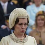 So gut sieht Geschichte bei Netflix aus: Queen Elizabeth II. (Olivia Colman) und Prinz Philip (Tobias Menzies) im Jahr 1969 in Wales.
