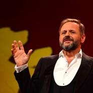 Samuel Finzi bei der Berlinale-Eröffnung