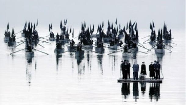 Angelopoulos' Geschichten aus der Stadt im See