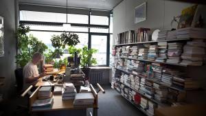 In Frankfurt lesen jetzt zuerst Maschinen