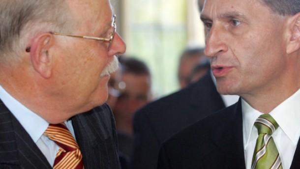 Oettinger verteidigt Millionendeal mit Haus Baden