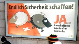 Hütet euch am heiligen Gotthard!