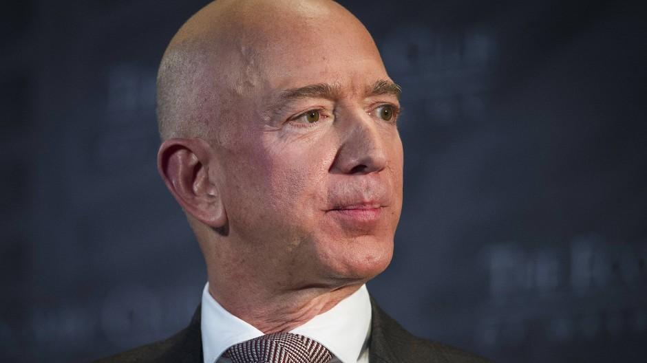 Unantastbar? Als Jeff Bezos mit schmutzigen Details aus seinem Privatleben erpresst werden sollte, ging er in die Offensive und machte daraus einen Staatsakt.