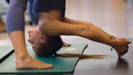 Soll auch gut sein für Sensibelchen: Yoga