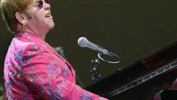 """""""Still Standing"""": Elton John startet Deutschland-Tour in Frankfurt"""