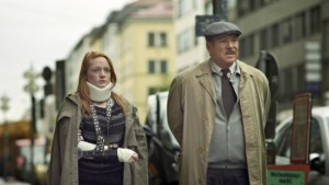 Der alte Mann und das Mädchen