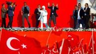 Für Erdogan ist das Investigative kriminell