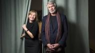 Sie planen Großes: Marietta Piekenbrock und Chris Dercon in ihrem Berliner Planungsbüro