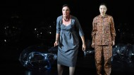 "Nicole Chevalier (Elettra) und Ying Fang (Ilia) in ""Idomeneo"""