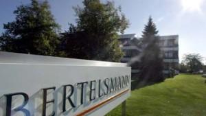 Bescherung bei Bertelsmann