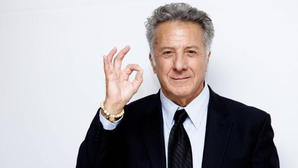 Wie werde ich Dustin Hoffman?