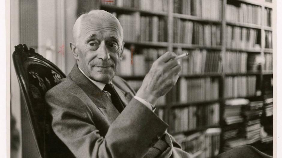 Leonhard Frank 1957