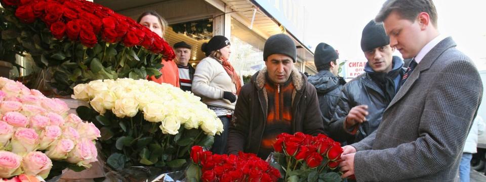 russische Versandhändler Ehemänner