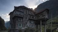 Filmreif: Der Pavillon Keller im Livet-et-Gavet im französischen Romanche-Tal.