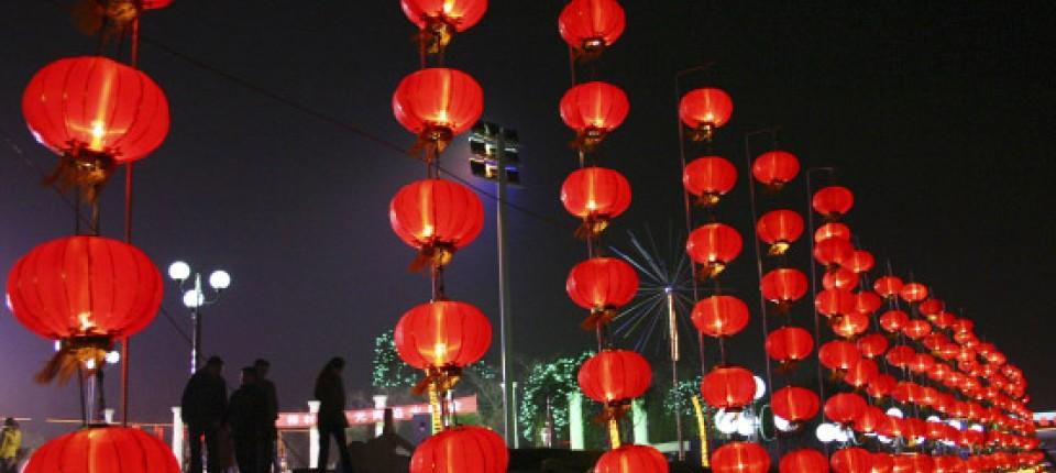 Neujahrsfest: Chinesische Heimkehr - Feuilleton - FAZ
