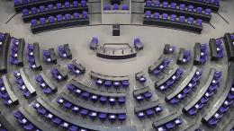 Die Stunde der Legislative