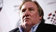 Auf der Berlinale in zwei Filmen zu sehen: Gérard Depardieu