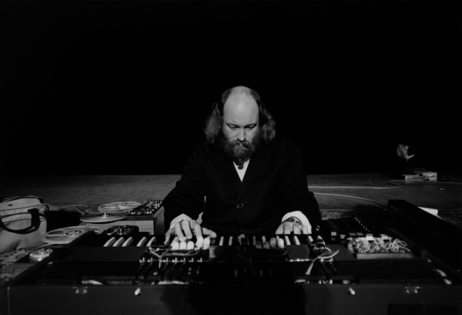 Experimente am Synthesizer: Komponist Terry Riley
