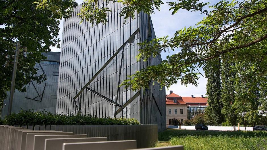 Ein Symbol der deutschen Verbundenheit mit Israel und der jüdischen Kultur: Daniel Libeskinds Neubau für die Dauerausstellung im Jüdischen Museum Berlin