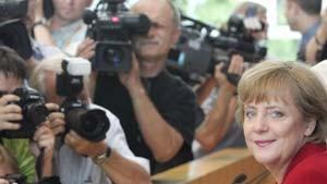 Merkels Aschenputtel-Strategie