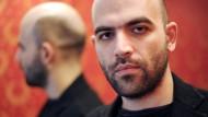 Die Mafia bedroht ihn mit dem Tod: Roberto Saviano.